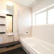家族控え室に併設されたお風呂